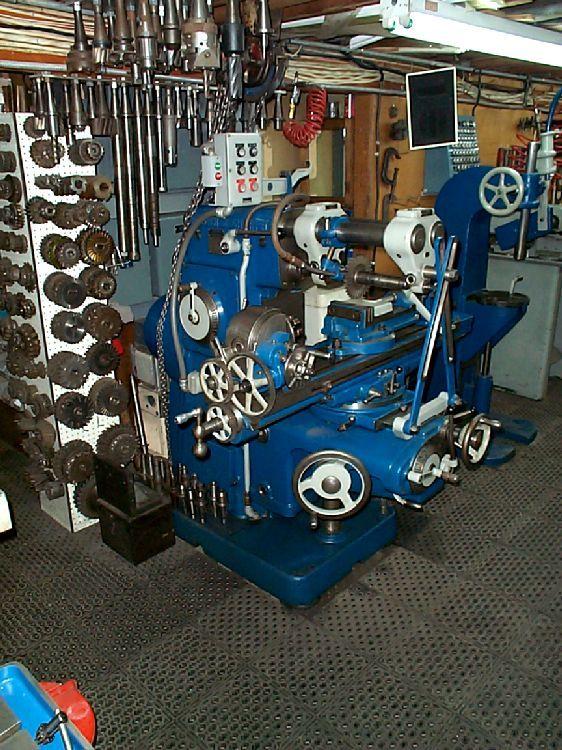 Home Shop Hall of Fame - HORIZONTAL MILLING MACHINE. Beautiful!