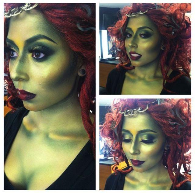 Medusa Makeup Ideas - Bing Images