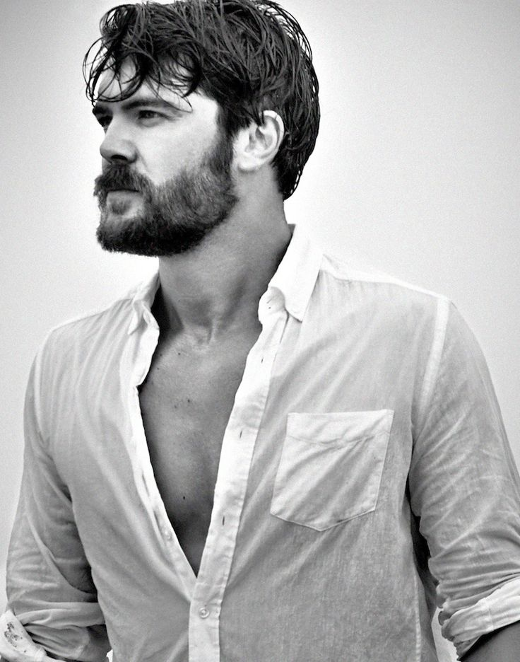 Charlie Weber by Sean Knight.