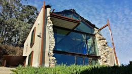 Projekty, nowoczesne Domy zaprojektowane przez Tagarro-De Miguel Arquitectos