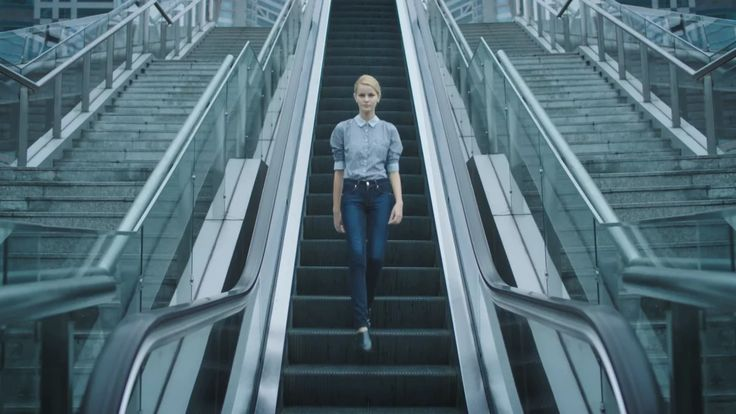 A new line of denim, Levis Revel, introduces a liquid shaping technology engineered to provide confidence for women. Subtextual gesture emanates our state of mind…