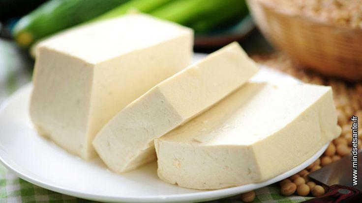 Tofu ou fromage de soja, est un aliment d'origine chinoise. Le tofu est une pâte blanche obtenue à partir du caillage du lait de soja, par la suite le...