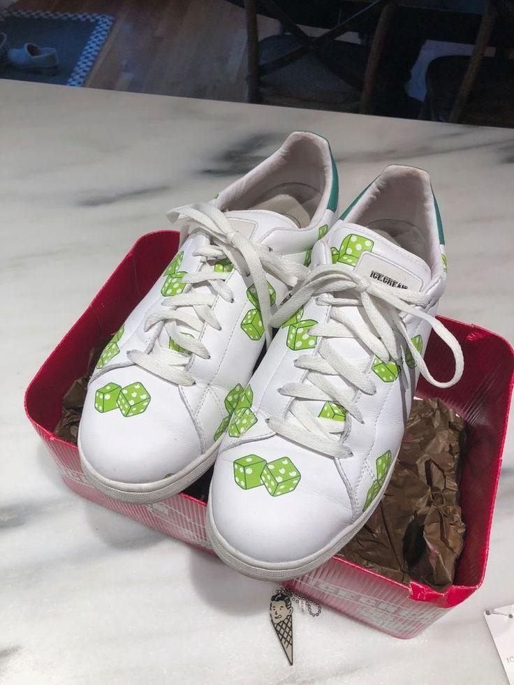 b3e1761d3 eBay  Sponsored Billionaire Boys Club Ice Cream Dice Flavor Shoes  315 2000  Size 10 US BAPE