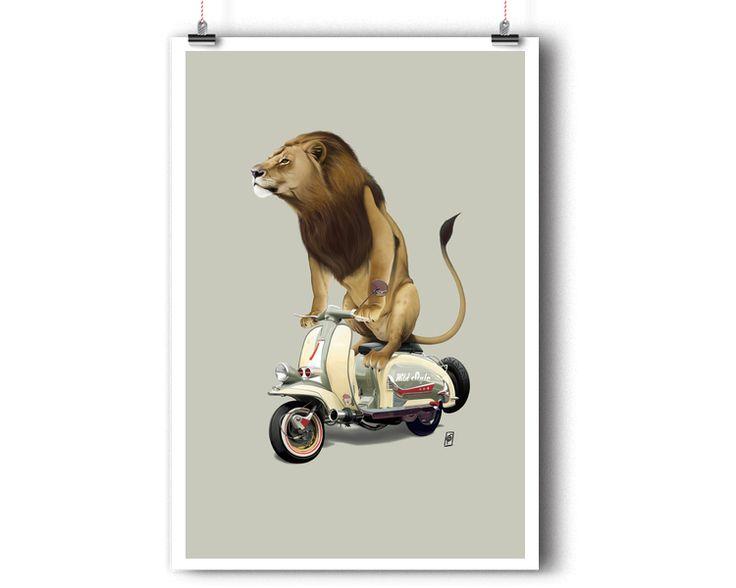 Lamb | Shop art | decor | wall art | inspiration | caricature | home decor | idea | humor | gifts