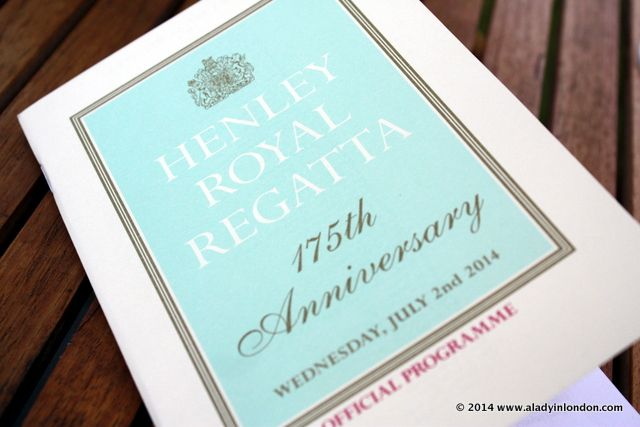 Henley Royal Regatta Guide