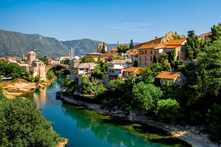 15 great European cities you never thought to visit, mostar bosnia and herzegovina