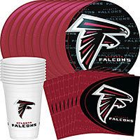 NFL Atlanta Falcons Party