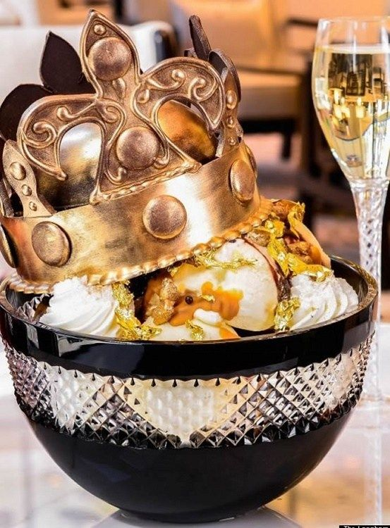These are the most expensive Ice cream Desserts Ever Made!