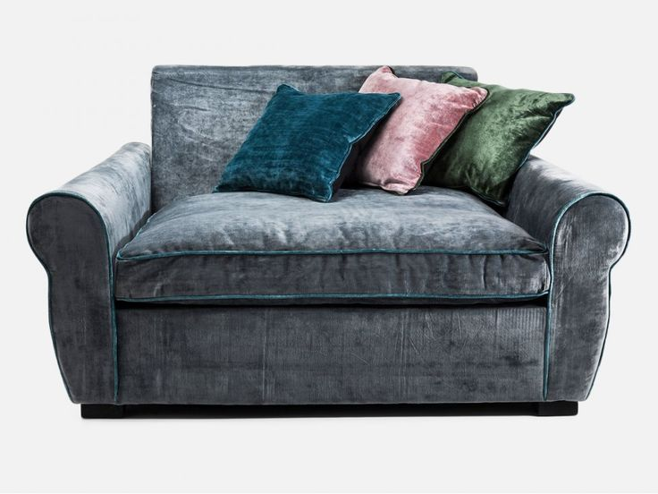 Fotel Loft z 3 Poduszkami — Fotele — KARE® Design