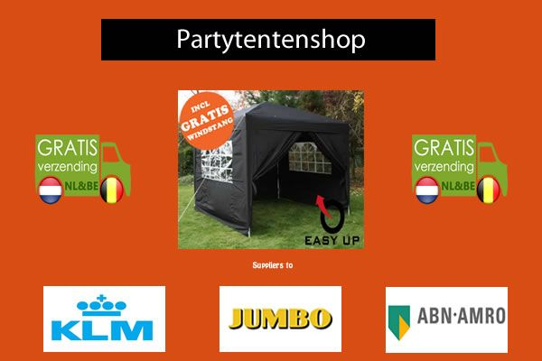 Partytent   Partytentenshop   Partytenten