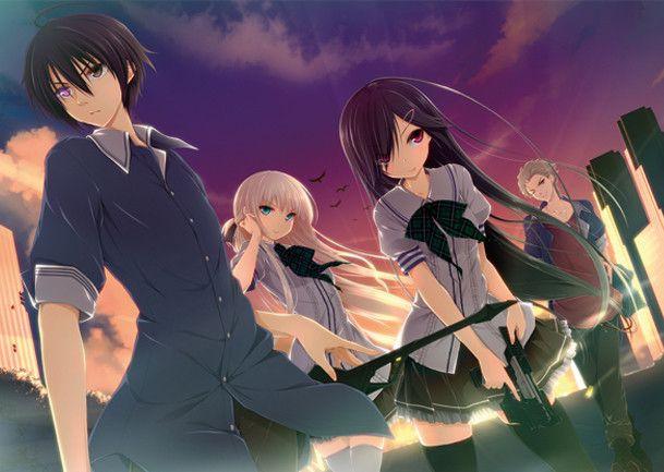 Magical Warfare #anime