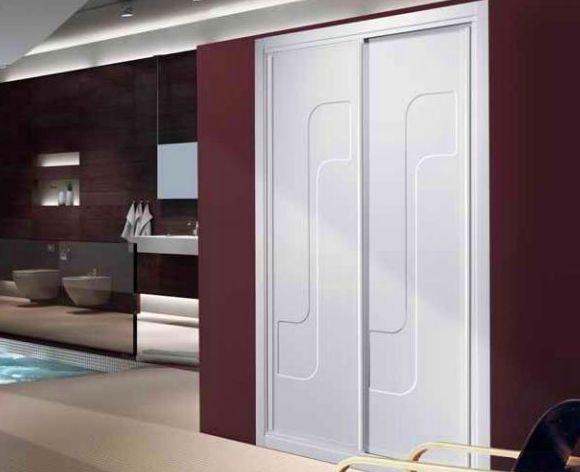 Frente de armario modelo zeta lacado en blanco uno de - Modelos de armarios ...