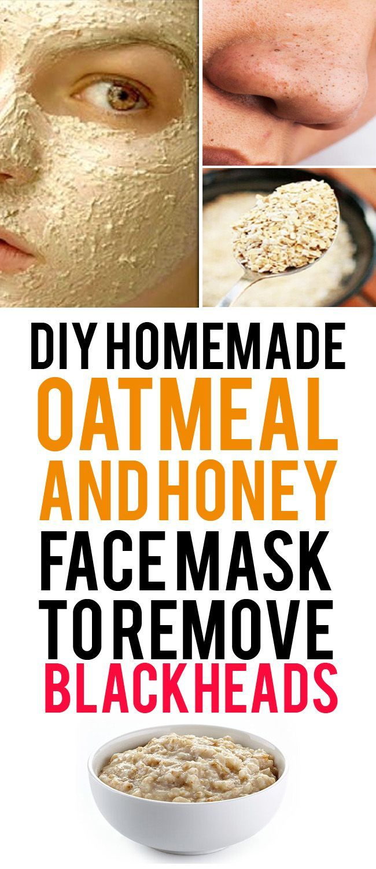 Honey Oatmeal Face Scrub