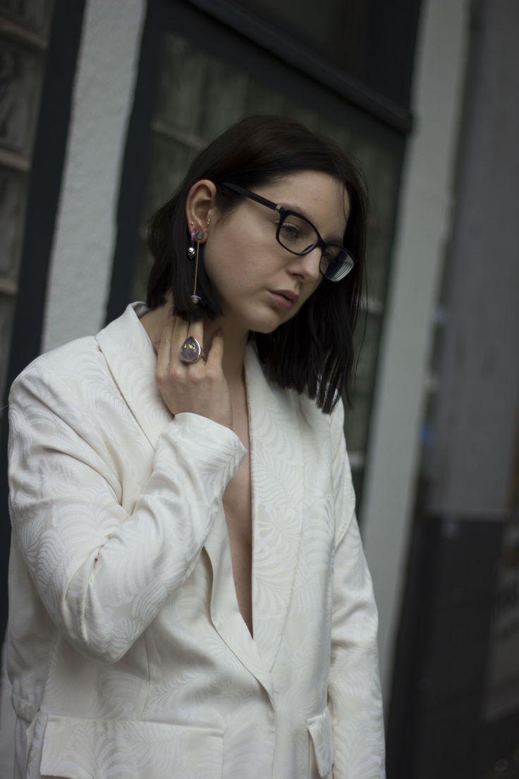 Alina Abegg jewelry & oversize ootd