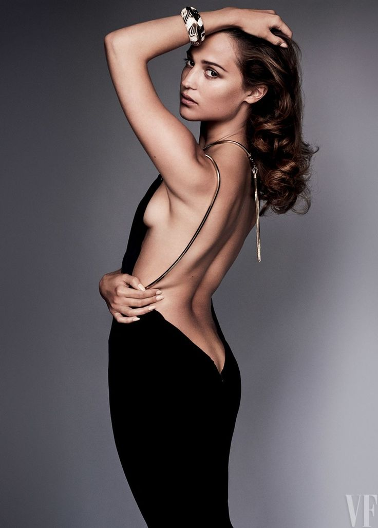 fuckyeahcelebs: Alicia Vikander for Vanity Fair September 2016.