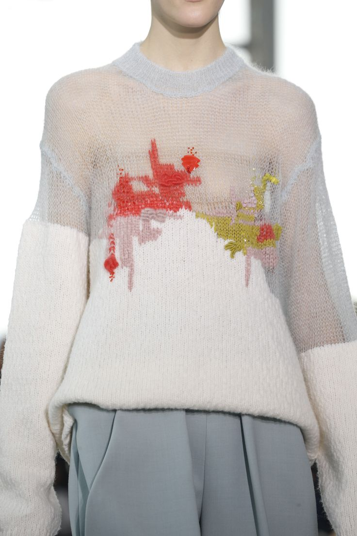 DELPOZO FW14 Knitwear Collection