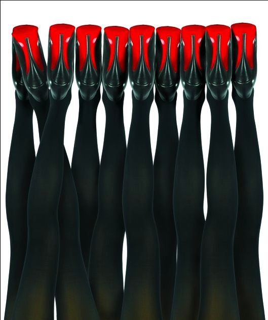 Red- soled Louboutin Ph*                                                       …