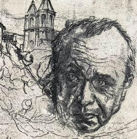"""""""Il cavaliere e la morte"""" è un romanzo sulla Verità: che resta sempre inaccessibile e lontana, seppur intravista attraverso il diradarsi del fogliame intricato della boscaglia. Come il castello a cui il Cavaliere, stanco di cercare, forse non giungerà mai («La morte; e quel castello lassù, irraggiungibile»: il castello non è emblema del mistero della Morte). E insieme è un invito alla Quête: a non abbandonare mai la propria lucida """"ricerca"""", fino allo stremo delle forze fisiche e…"""