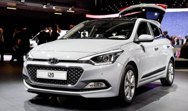 2016 Hyundai i20 Redesign