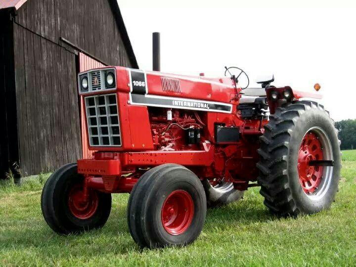 International 1066 Black Stripe : Ih black stripe tractors pinterest stripes