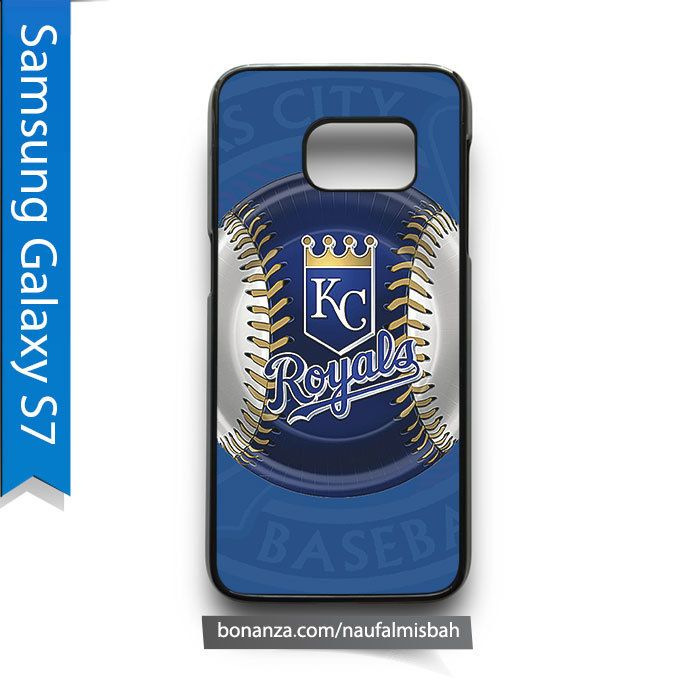 Kansas City Royals Custom Samsung Galaxy S7 Case Cover