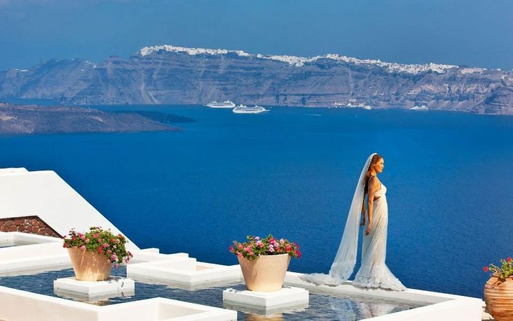 Weddings in Santorini- Maison des Lys hotel GREECE