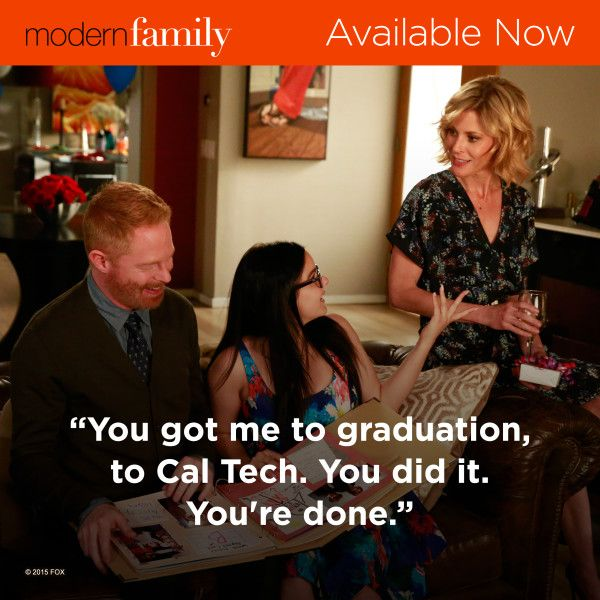 Modern Family Season 6 Now available on DVD. Enter now through 9/30 for your chance to win a copy!