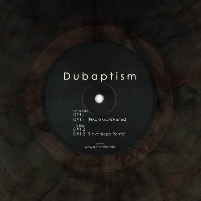 Dubaptism – Dubaptism [JKPLS001] (FLAC)
