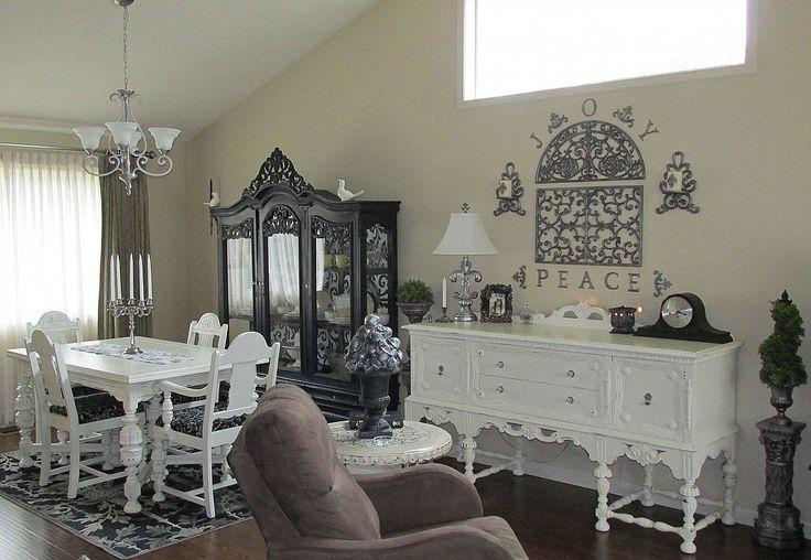 1000+ Ideas About Hutch Decorating On Pinterest