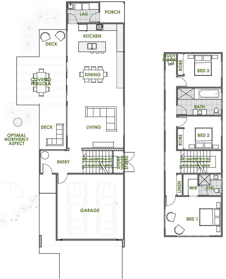 Harper - Energy Efficient Home Design - Green Homes Australia