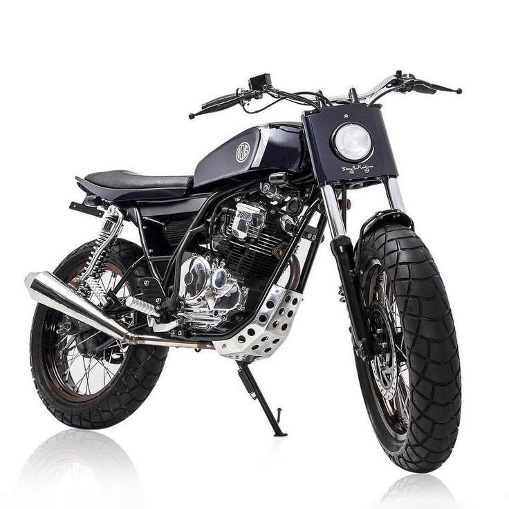 Yamaha Tracker Scrambler