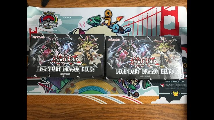 Yugioh Legendary Dragon Decks Opening and new Yugioh Giveaway Announceme...