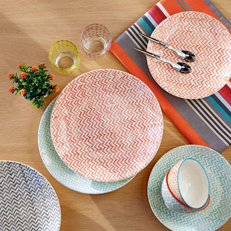 les 19 meilleures images du tableau vaisselle alin a sur pinterest vaisselle assiettes plates. Black Bedroom Furniture Sets. Home Design Ideas
