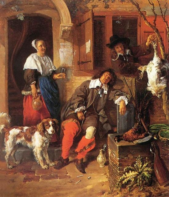 METSU Gabriel ~ The Sleeping Sportsman