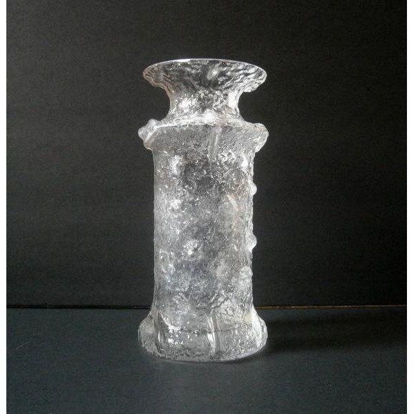 Image of 1968 Iittala Rubus Vase by Timo Sarpaneva Finland