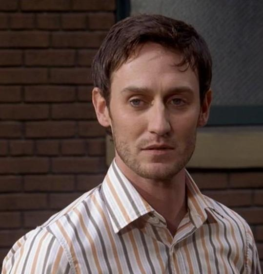 Detective William LaMontague, Jr. played by Josh Stewart in Criminal Minds- he can rock my boat any time :)
