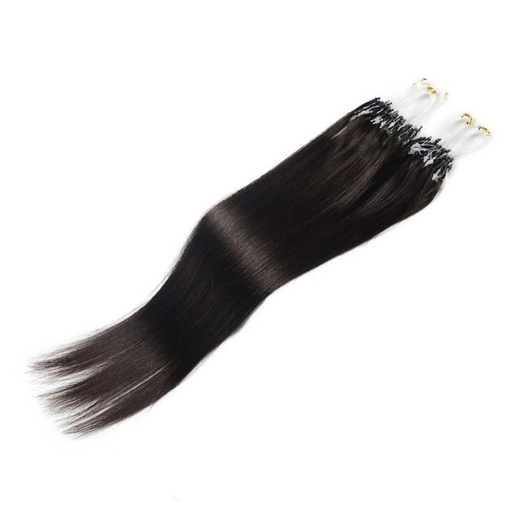 Best 25 micro loop hair extensions ideas on pinterest keratin very best 18inch brazilian hair extension cheap colored micro loop hair extensions real virgin remy hair extension brand websites marchqueen micro ring solutioingenieria Images