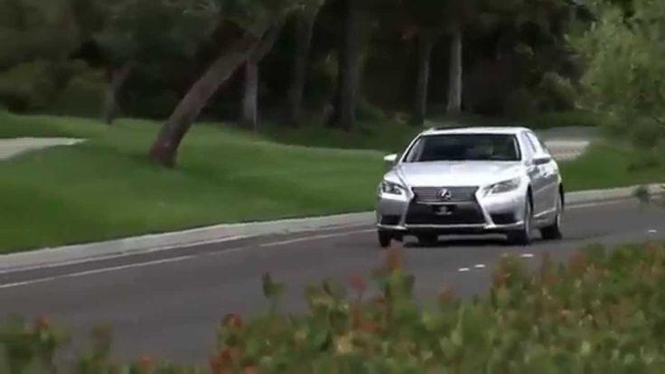 New 2015 Lexus LS 600h L