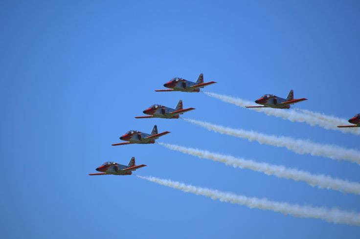Patrulla Agiula super airshow plane the best