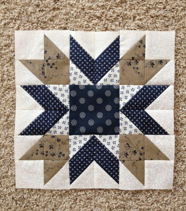 love this star pattern