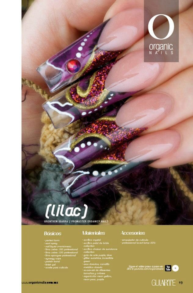 Brenthon Ibarra/ ProMaster Organic® Nails