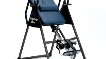 The Ironman Gravity 4000 Inversion Table Review