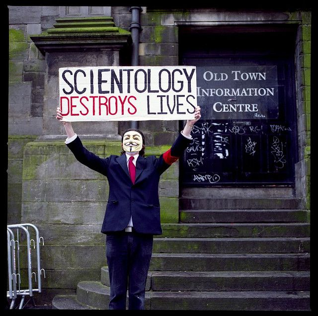 Ex-member warns that Scientology church is sinister and avaricious. By Peter Swindon via Scotland Herald.