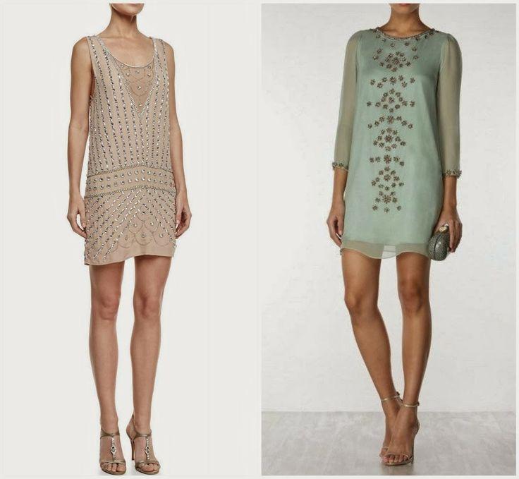 p e t r o n i a l o c u t a invitadas bodas inspiracin aos vestidos flapper vintage y modernos