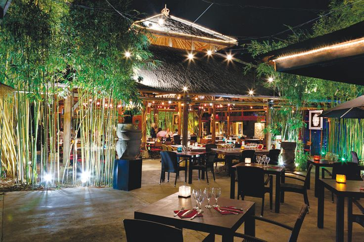 Bambuddha Grove Restaurant and Bar, Ibiza