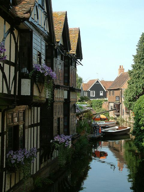 Rye, Mermaid Street, East Sussex, England.I want to go see this place one day. Please check out my website Thanks. www.photopix.co.nz
