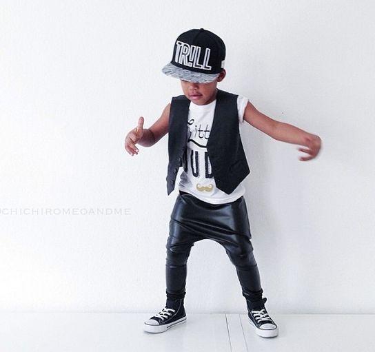 Kids Pants Baby Kanye Harem Pants Babies With Swag Theminiclassy 2014 Fashion Fashion