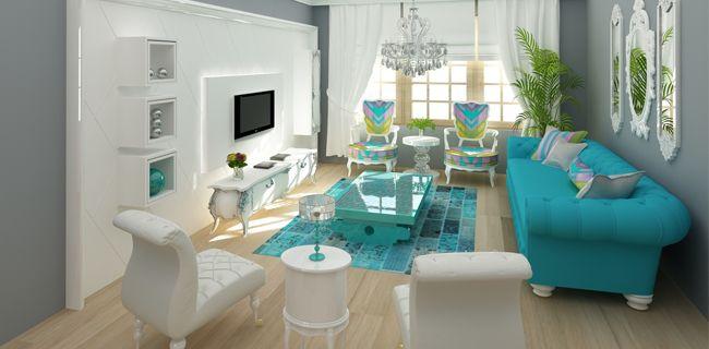 Evinde Mavi Koltuğu Olanlar İçin Dekorasyon Önerileri http://www.evkolay.net/evinde-mavi-koltugu-olanlar-icin-dekorasyon-onerileri-haberdetay/?id=1780