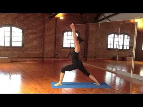 Iniciación al yoga: Saludo al sol