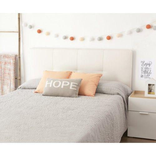 M s de 1000 ideas sobre cabeceros de cama tapizados en - Cabezal de cama tapizado ...